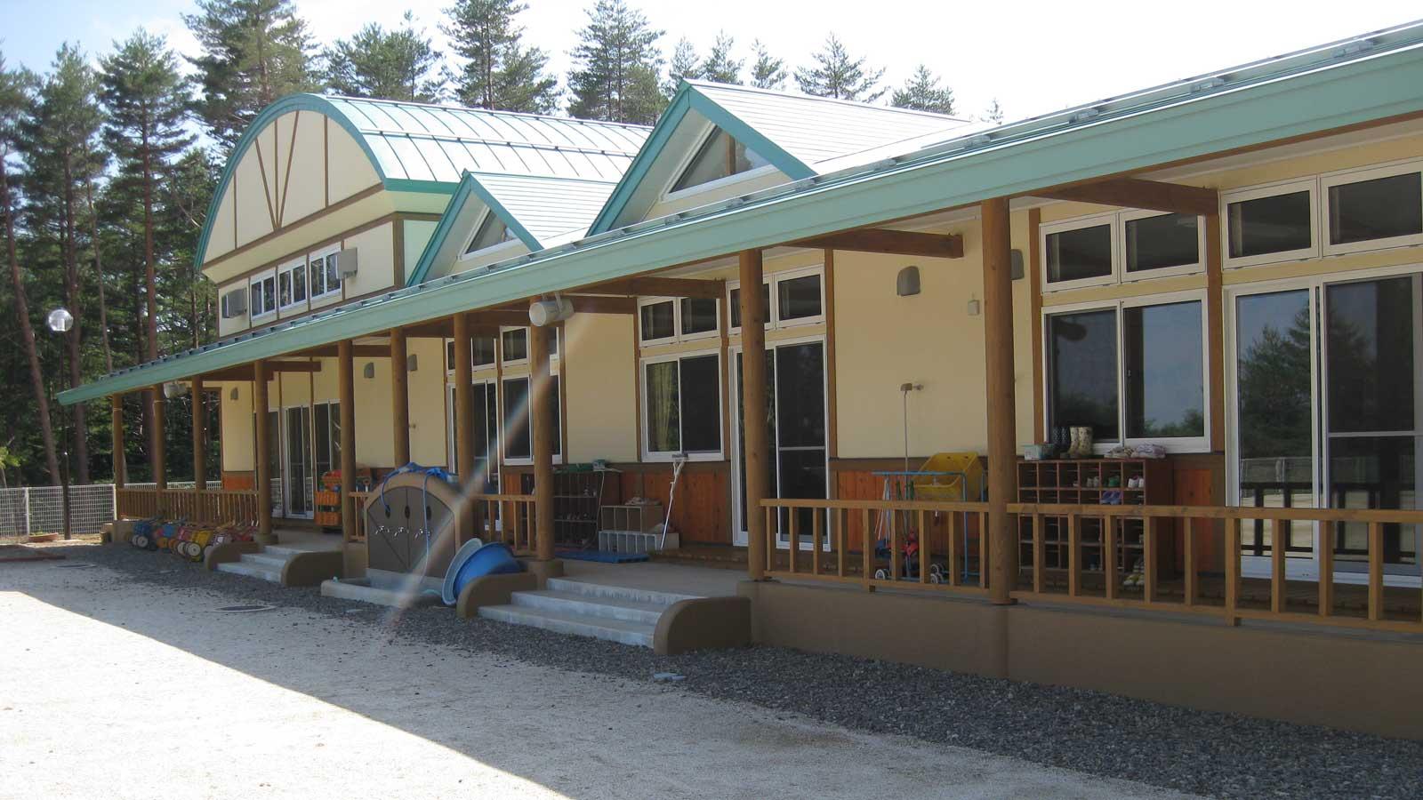田野畑村立たのはた児童館